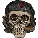 OOTB Spardose,Sparbüchse,Sparschwein Skull,Totenkopf,Freiheitskämpfer mit Zigarre