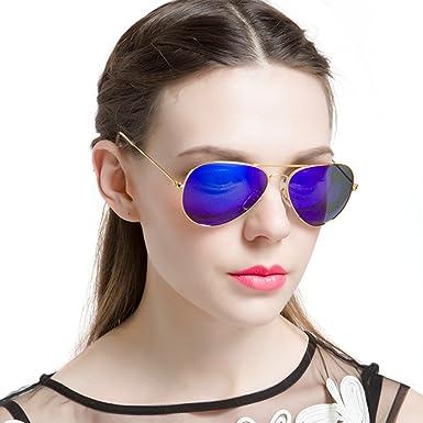 sunglasses for men aviator  Amazon.com: LianSan Brand Designer Classic Aviator Metal Frame ...