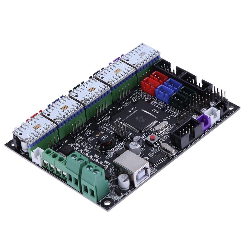 YouN MKS Gen V1.0 - Placa de Control de Impresora 3D + 5 ...
