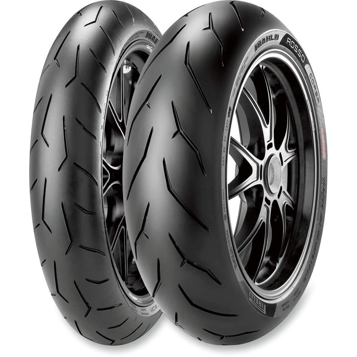 Pirelli Diablo Rosso Corsa Rear Tire (200/55ZR-17)