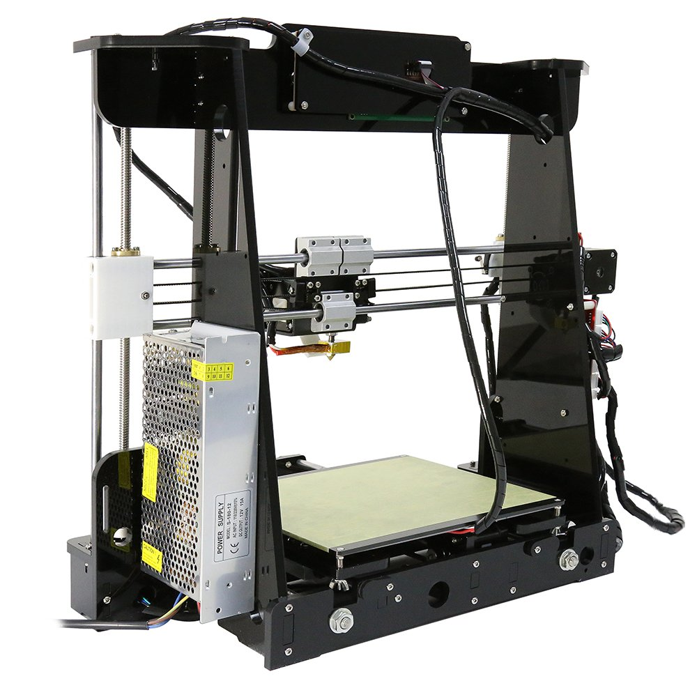 Auto Levelling Anet A8 - Prusa i3 DIY 3D Printer - Prints ABS, PLA, and Lots More! by Anet (Image #1)