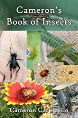 Cameron's Book of Insects Paperback