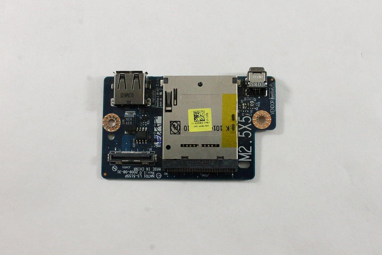 Dell Studio 1747 T0YR4 SD Slot USB Board LS-5155P