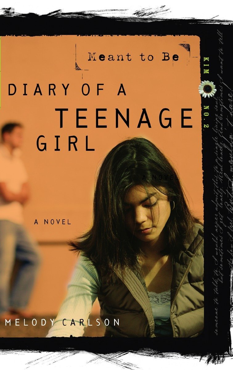 Meant Be Diary Teenage Girl