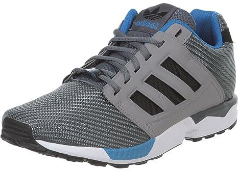 adidas Originals - Zapatillas de sintético para Hombre Gris Negro 41.3EU/ 26,0