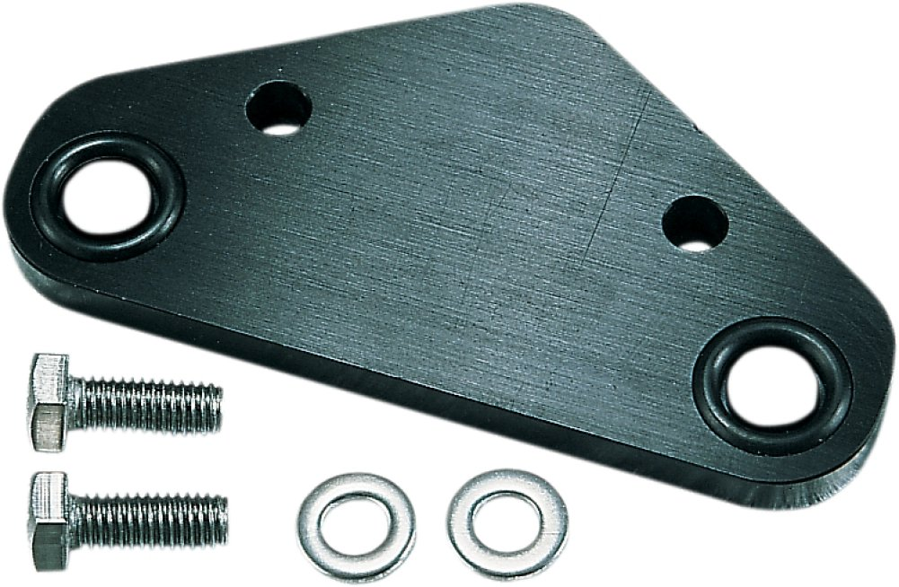 WSM - Crank Case Block Off Plate Billet 650/750 011-210 PU