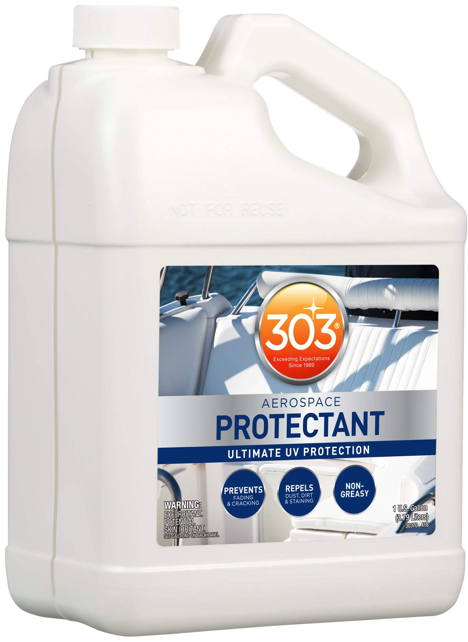 303 Products 30370 Marine & Recreation Aerospace Protectant - 1 Gallon by 303 Products (Image #6)