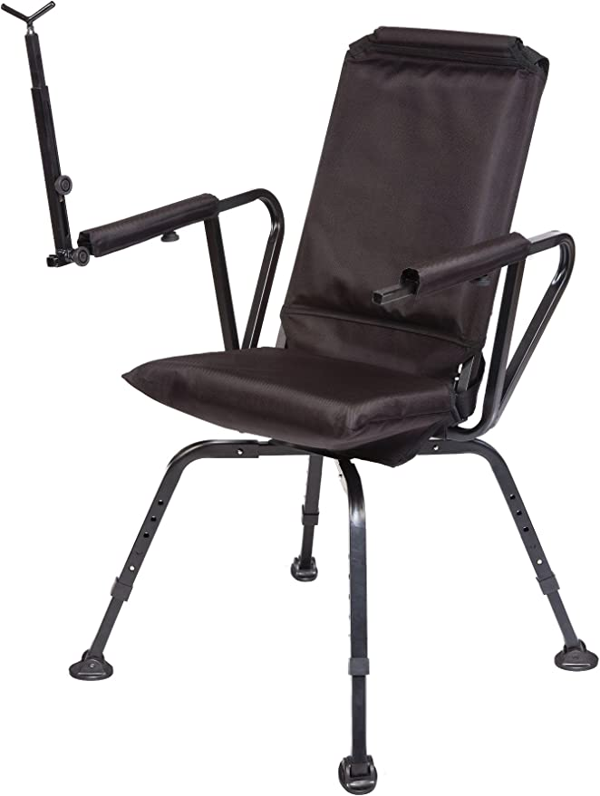 best hunting blind chair: Benchmaster Shooting & Hunting Chair