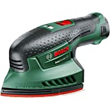 Bosch 0603976909 Easysander 12 Ponceuse multi sans fil/technologie syneon avec batterie 12 V 2,5 Ah