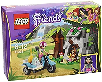 Lego Friends First Aid Jungle Bike 41032 Amazoncomau Toys Games