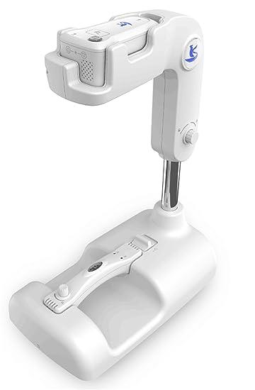 HMILYDYK Medical Vein Finder Viewer Easy Use Desktop Infrared Vein Detector Illumination Visualization System with Desktop