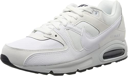 Nike Air Max Command Prm, Men's Gym Shoes, Off White (White