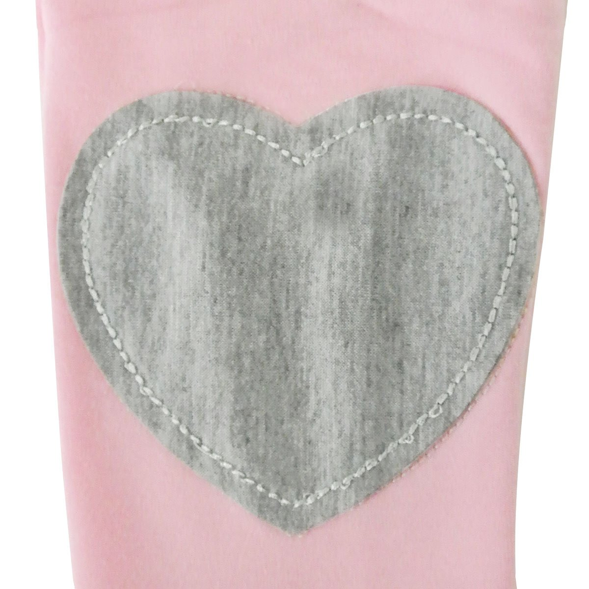 Pink 90cm Wrapables Adorable Hearts Toddler Leggings
