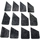 Pool Billiard Table Cushion Facings Set of 12 Piece Choose 3.2 mm or 5.0 mm Thickness
