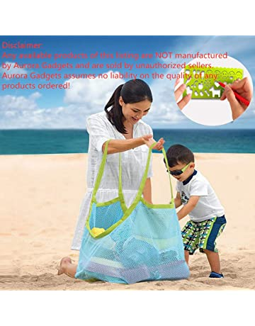 Luggage & Bags Beach Bag Swimming Bag Toy Tool Collection Pouch Tote Mesh Bag Mom Baby Kids Children Kids Portable Bag Beach Shell At All Costs Shopping Bags