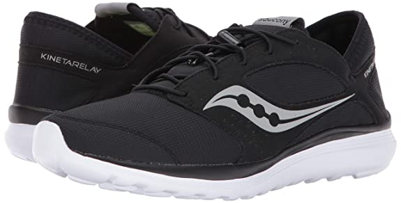 more photos a2b3e 557f4 Saucony Men s Kineta Relay S25244-51 Black 8. 5  Buy Online at Low Prices  in India - Amazon.in