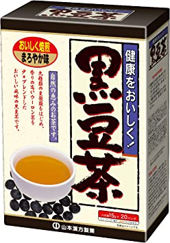 山本漢方製薬 黒豆茶