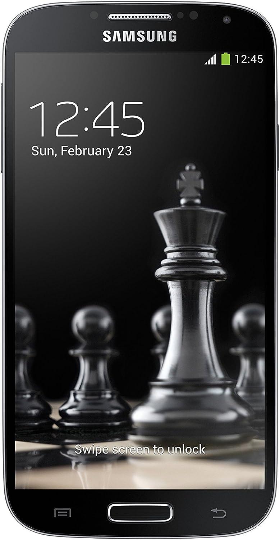 Samsung Galaxy S4 16GB Unlocked GSM Smartphone w/ 4G LTE Also in USA - Black Mist