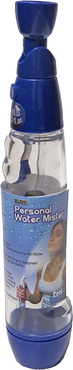 Cool Downz Personal Water Mister with Pump and Adjustable Head