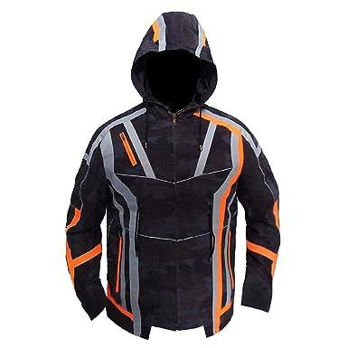a497f13a8 Avengers Infinity War Iron Man Cotton Hoodie Jacket: Amazon.co.uk: Clothing