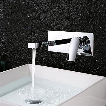 Srinivalei Waschtischarmatur Wasserhahn Armatur Wasserfall Fur