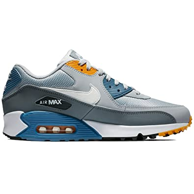promo code b1839 3ab0b Nike Air Max 90 Essential, Baskets Basses Homme  Amazon.fr  Chaussures et  Sacs