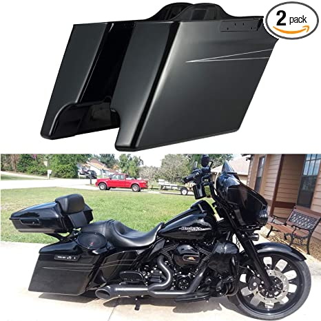 Amazon.com: Moto OnFire airbrushed Custom Parabrisas ...