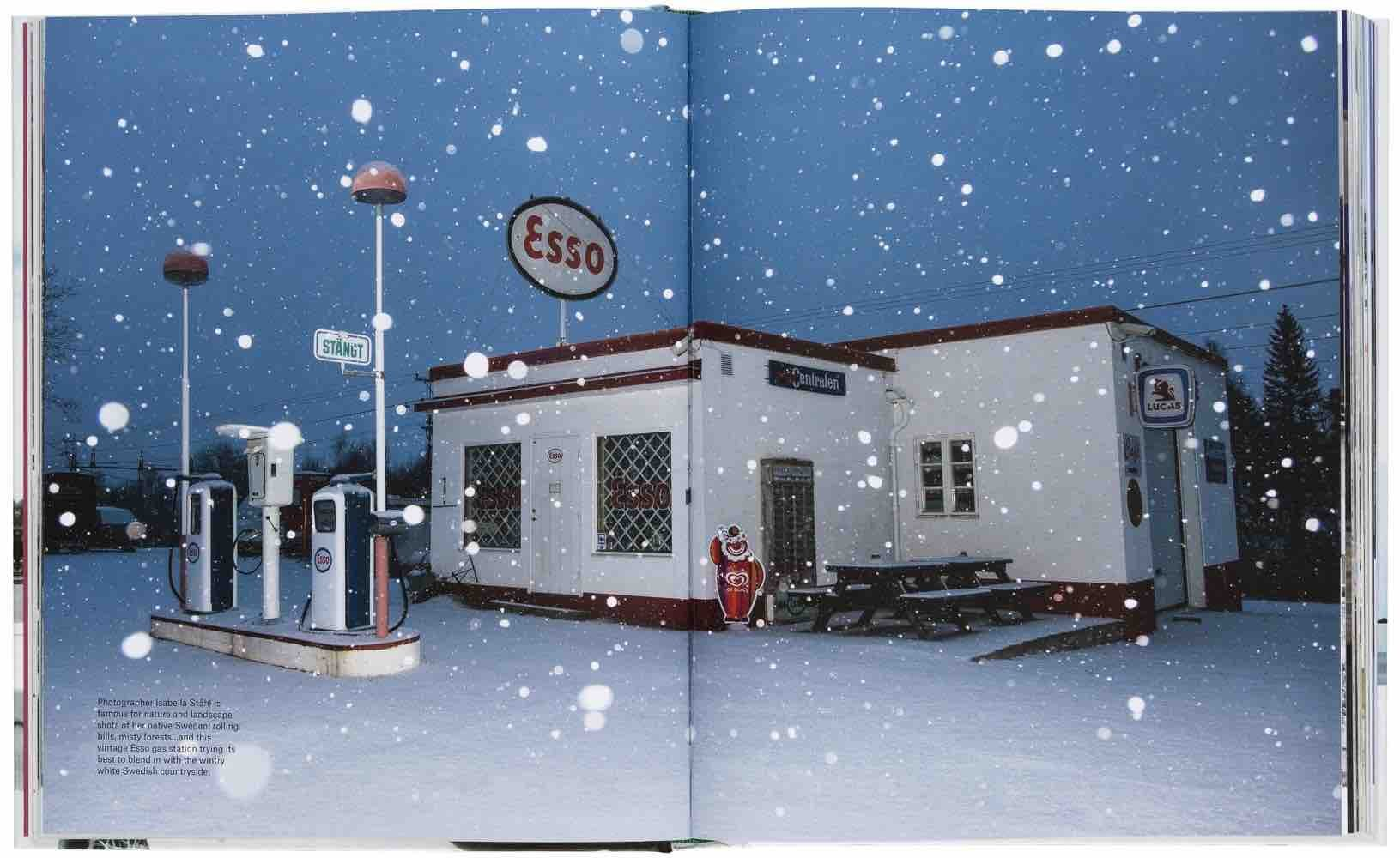 It's a Gas! The Allure of the Gas Station. Preface by Jay Leno:  Amazon.co.uk: Gestalten & Sascha Friesike, Gestalten, Sascha Friesicke:  Books
