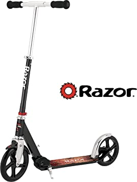 Amazon.com: Razor A5 LUX - Patinete: Sports & Outdoors