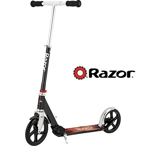 Amazon.com: Razor negro Label A5 – Patinete: Sports & Outdoors