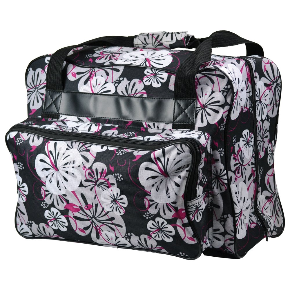 Janome Black Universal Sewing Machine Tote, Canvas product image