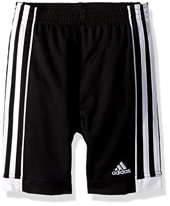 952796da71 adidas Boys' Toddler Athletic Sports Short, Speed 18 Black, ...