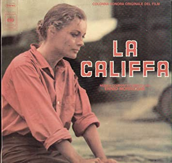 Ennio Morricone - La Califfa : Original Soundtrack (Original Italian C.B.S. Pressing) - Amazon.com Music