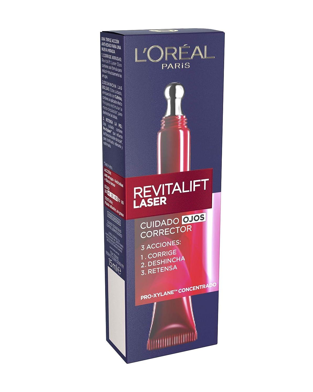 Amazon.com: Loreal Revitalift Laser X3 Ojos 15 ml: Beauty