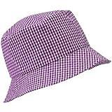 f50c88f59 School Sun Hat Ages 5-11 School Bucket Hat Bottle ROYAL 53: Amazon ...