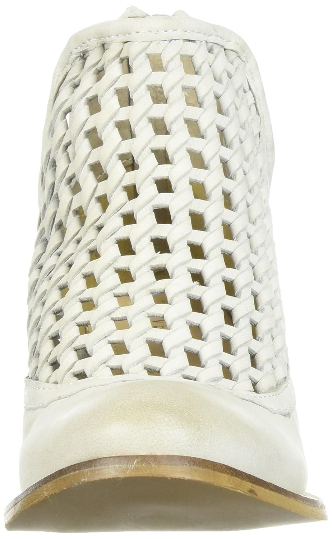 Very Volatile Women's Hudsun Ankle Boot B0723D1DF6 8.5 B(M) US|Off White