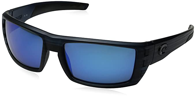ce26089cb2 Amazon.com  Costa del Mar Rafael Polarized Iridium Rectangular ...