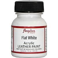 Angelus Leather Paint 30ml Flat White