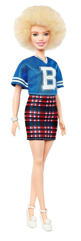 Barbie Fashionistas Varsity Plaiditude Doll Mattel FJF51