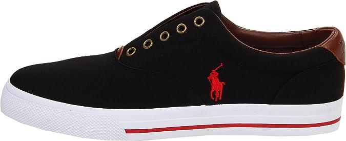 Polo Ralph Lauren Mens Vito Fashion Sneaker: Amazon.es: Zapatos y ...