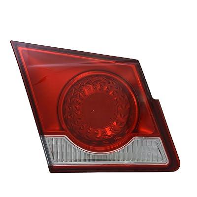 TYC 17-5436-00-9 Chevrolet Cruze Replacement Reflex Reflector: Automotive