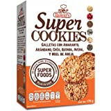 Taifelds Super Healthy Cookies with Quinoa, Amaranth, Oats, Cranberries, Sunflower Seeds & Chia. No Preservatives and Low in Cholesterol - 1 Pack