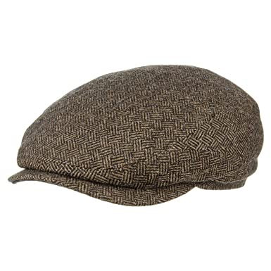 Stetson Gorra Belfast Basket Weave Hombre - Made in Germany Gorros ...