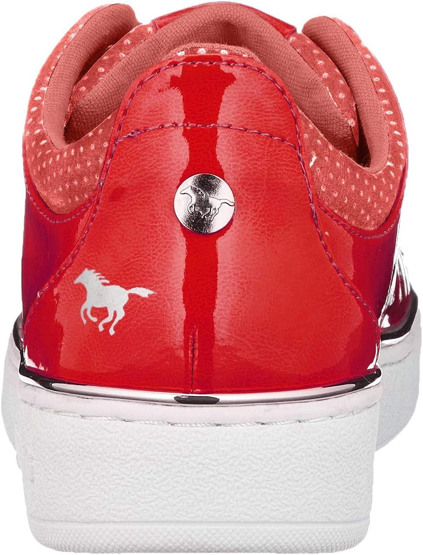Mustang Womens Low-Top Sneakers