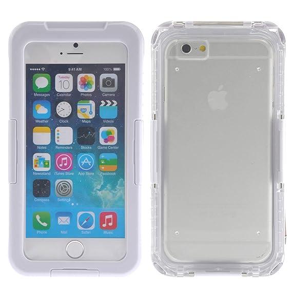 HOUZON® Funda Carcasa Acuatica Sumergible para iPhone 6 4.7: Amazon.es: Electrónica