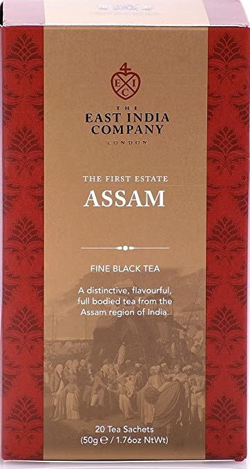 East India Company tea Assam (1 box 20 bags)