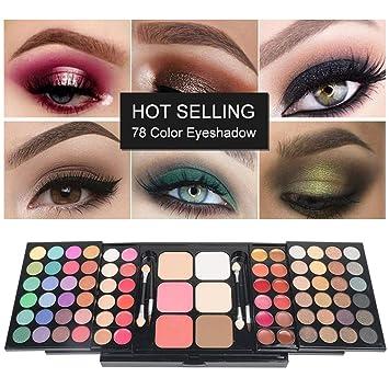 2019 New Professional Nude Color Eye Shadow Makeup Palette Matte Shimmer Powder Eyeshadow Palette Long-lasting Waterproof Beauty & Health