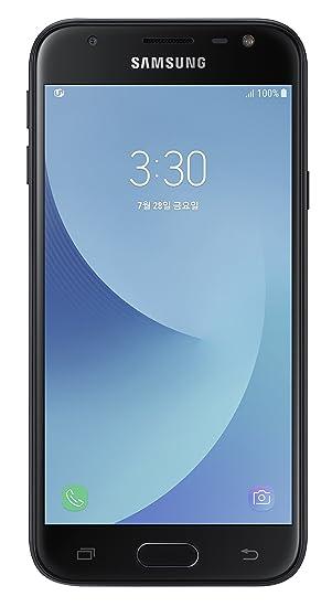 Samsung Galaxy J3 2017 UK SIM-Free Smartphone - Black