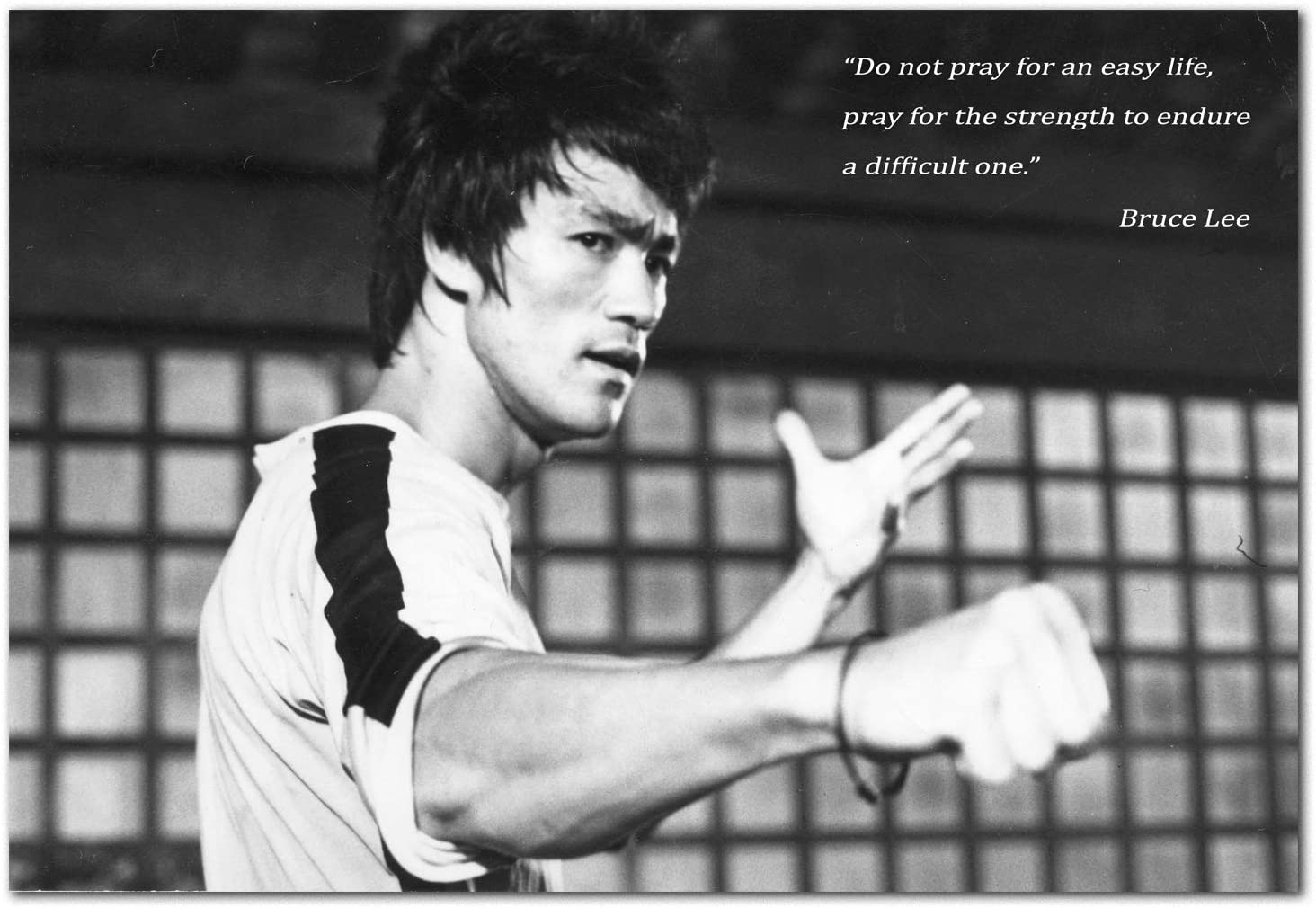 """24/"""" sizes Bruce Lee poster wall art home decor photo print 16/"""" 20/"""""""