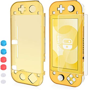 HEYSTOP Carcasa Nintendo Switch Lite, Funda Nintendo Switch Lite ...